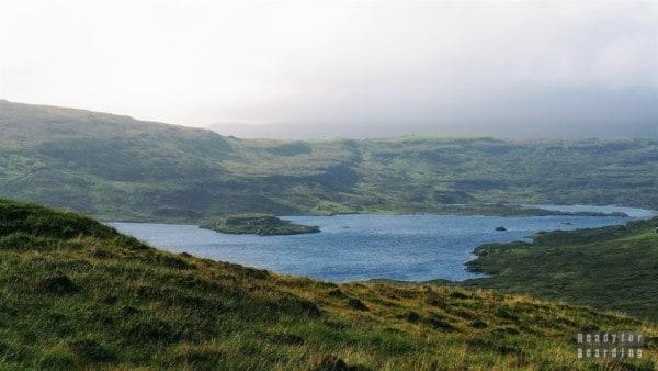 Jezioro Toftavatn, Eysturoy - Wyspy Owcze