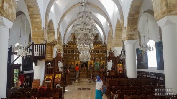 Klasztor Świętego Krzyża w Omodos, Cypr