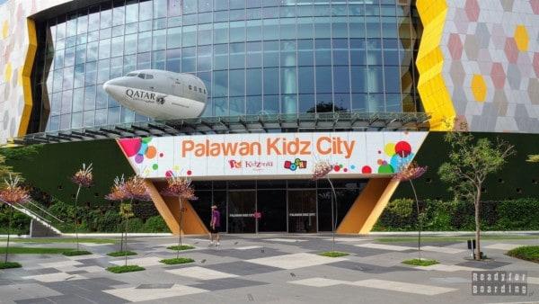 Kidzania, Sentosa - Singapur
