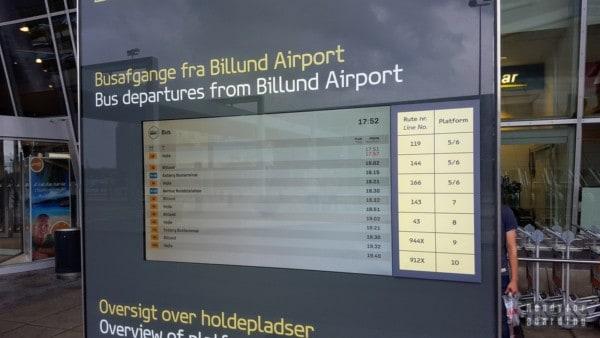 Lotnisko Billund - Dania