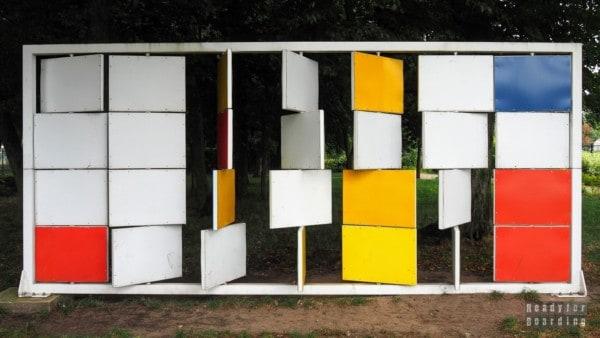 Ogród Zmysłów Poddębice