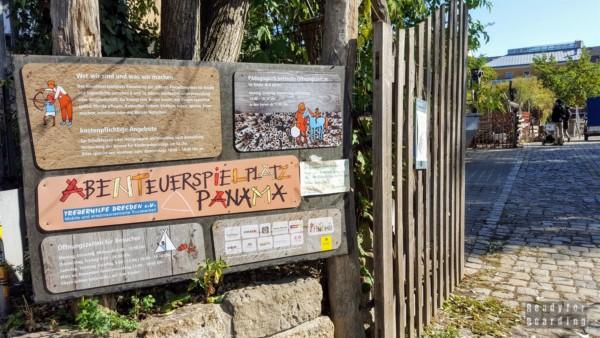 ASP Panama, mini zoo, Drezno - Niemcy