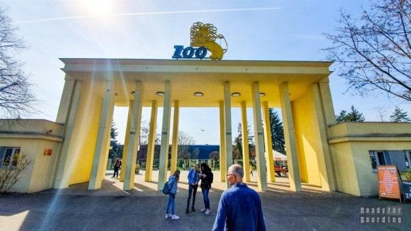 ZOO we Wrocławiu