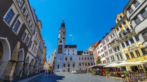 Goerlitz - Saksonia, Niemcy