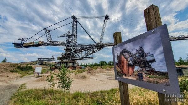 Bergbau Technik Park, Lipsk - Niemcy