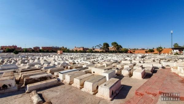 Cmentarz żydowski w Marrakeszu, Maroko