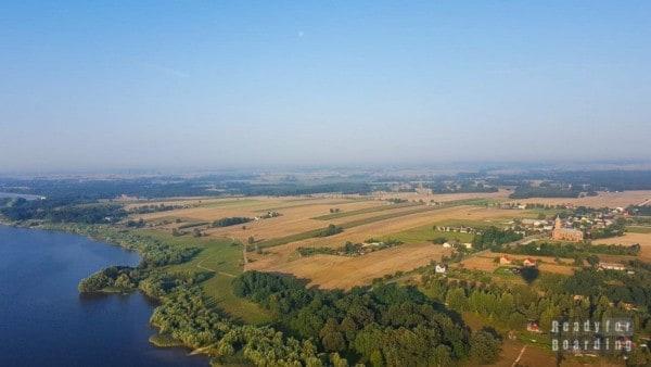 Zalew Jeziorsko - Pomysły na jednodniowe wyjazdy w centralnej Polsce – #KrokOdLodzi
