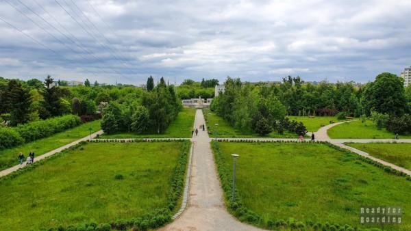 Park Ocalałych, Łódź
