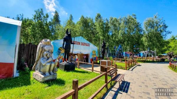 Farma Iluzji - atrakcje na Mazowszu