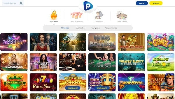 Pelaa Casino Review & Rating