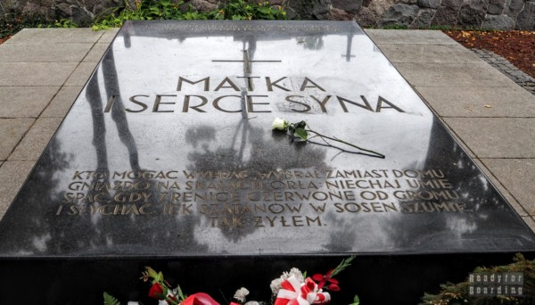 Cmentarz na Rossie, Wilno