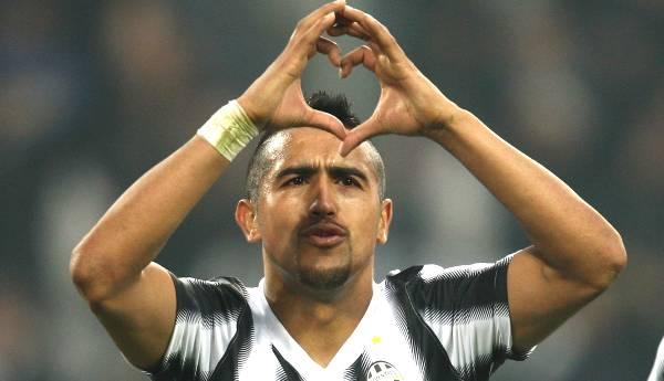Juventus, Vidal oggi fuori dall'ospedale