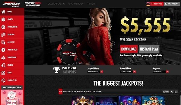 $5555 free bonus to RTG Casino