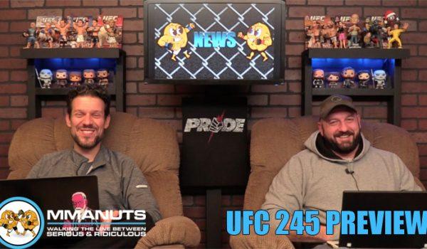 UFC 245 Preview