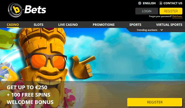 Get 5 EUR free bet bonus!