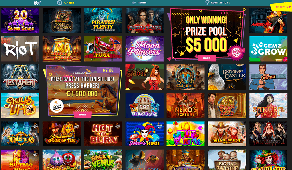 Booi Casino Review - Recommended!