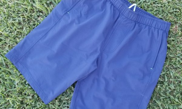 Myles apparel Every day shorts- river blue