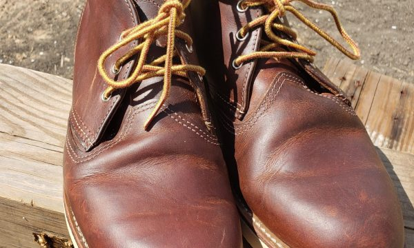 Red Wings Work Chukka Copper Rough and Tough review