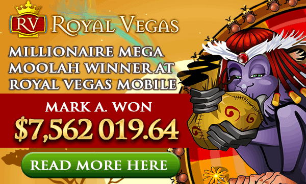 $7,562,019.64 Big Win at Royal Vegas Online Casino!