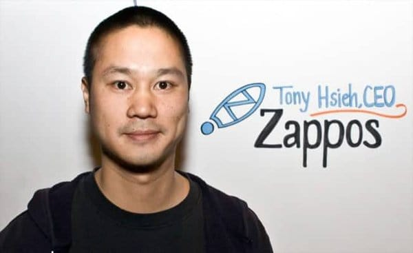 ego can strike even the most successful like Tony Hsieh
