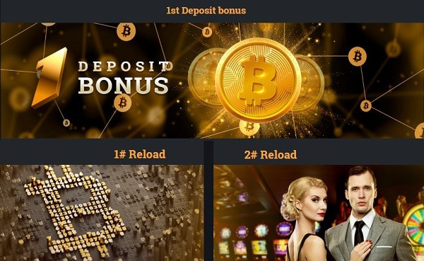 Bspin.io 3 BTC welcome bonus and 60 free spins