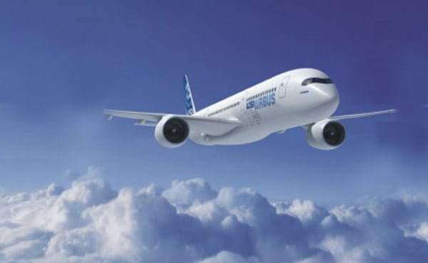 Spaltmessung im Flugzeugbau