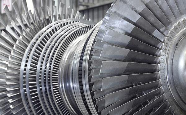 Spaltmessung Turbinen