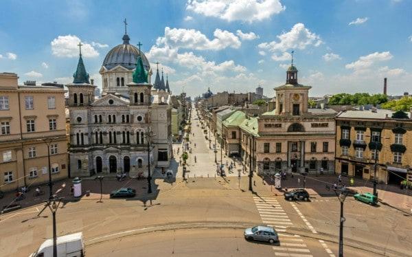 Łódź, Plac Wolności - Autor: https://www.fb.me/lodzpl