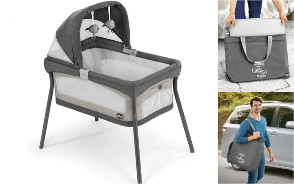 Travel Bassinet Chicco portable baby bed