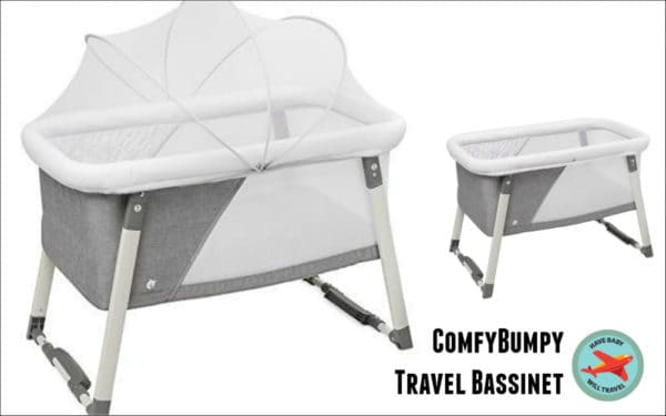 Travel Bassinet for Baby Yoda - ComfyBumpy