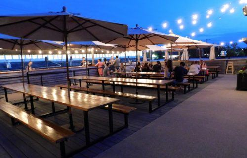 millworks roof deck