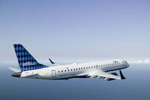 best airlines for families, jetblue with a baby
