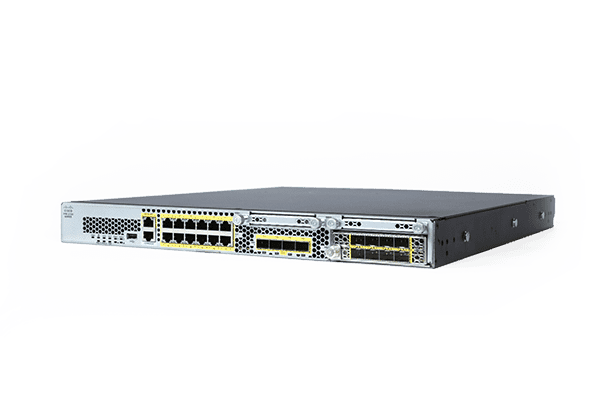 Cisco Firepower 2100 Series