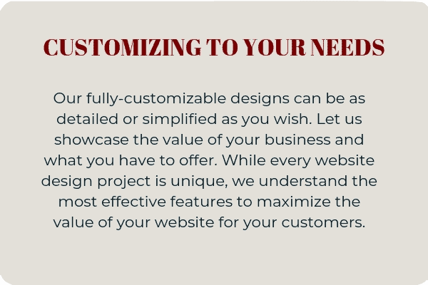 469 Design - Custom Website Design
