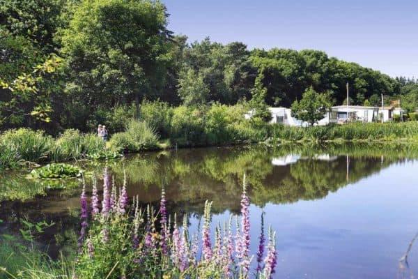 Camping Zonnekamp Visvijver