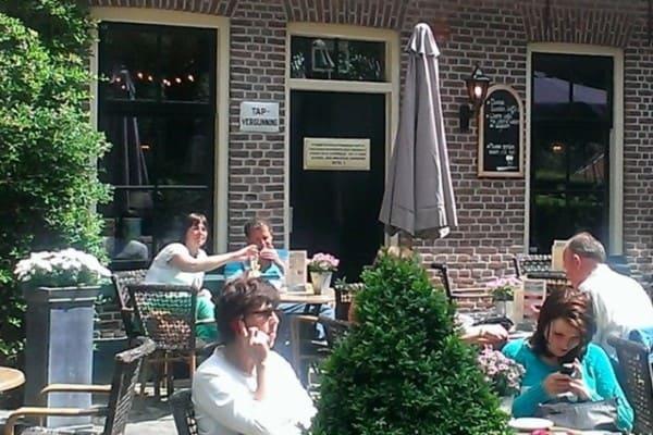 Cafe Restaurant Keernpunt uitgelicht