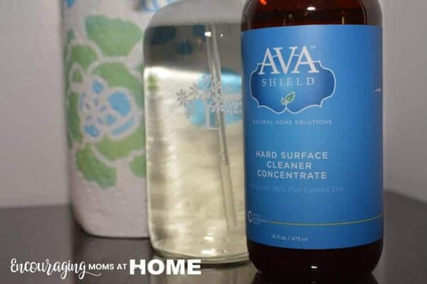 Ava Shield Hard Surface Cleaner from Rocky Mountain Oils