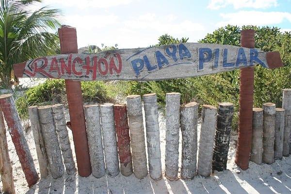 playa pilar, pilar beach, playa pilar cuba, public beach cuba