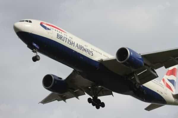 flying british airways with a baby, british airways, british airways with an infant, british airways with a child, british airways with a baby