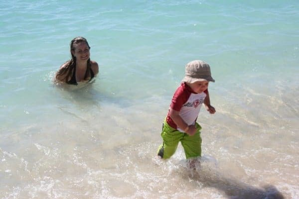 playa ancon, trinidad, cuba beach, holiday family travel
