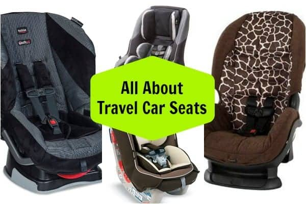 travel car seats