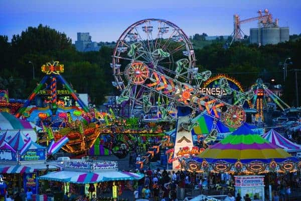 things to do in north dakota, things to do in north dakota with kids. minot, minot north dakota, north dakota state fair