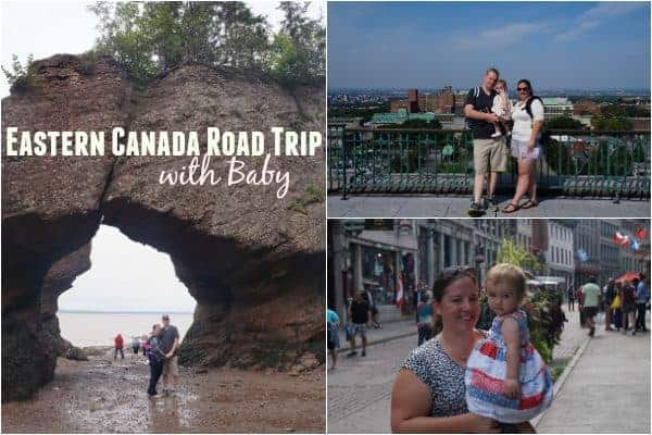 Eastern Canada Road Trip, maritimes with baby, eastern canada with baby, maritimes with baby, visit maritimes