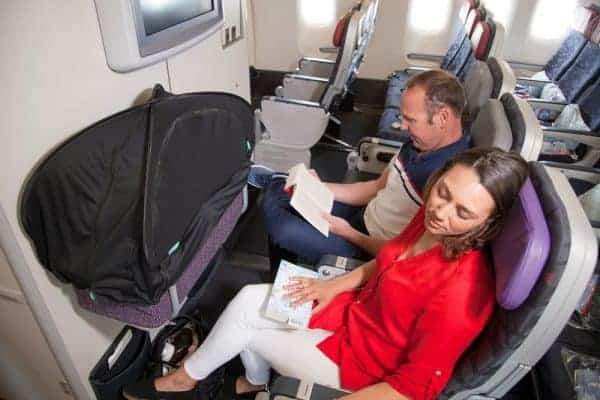 Guide To Booking Using An Airplane Bassinet Have Baby Will Travel