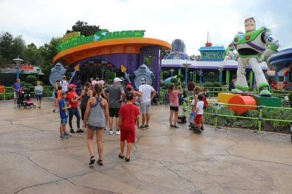 hollywood studios for toddlers, hollywood studios with babies, hollywood studios with a baby, hollywood studios with a toddler, toy story land for toddlers
