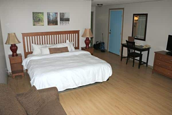 Viamede Resort Hilltop Building Guest Room