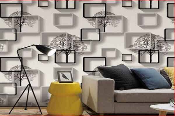 How to Choose Living Room Wallpaper