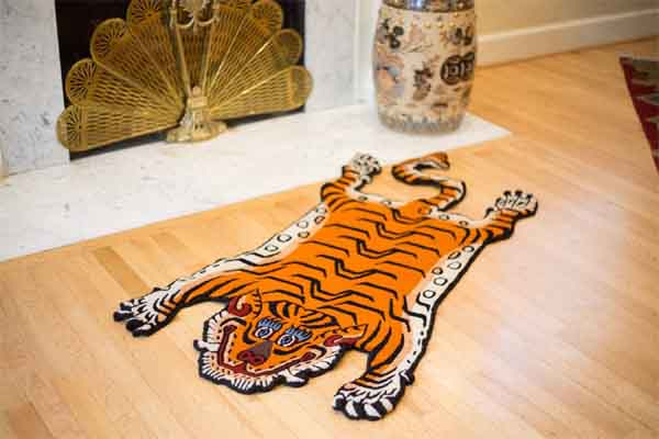 Why Is Tiger Rugs So Popular?