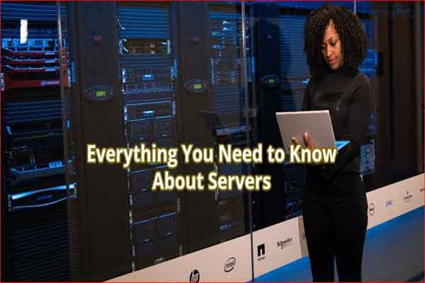 Everything You Need to Know About Servers
