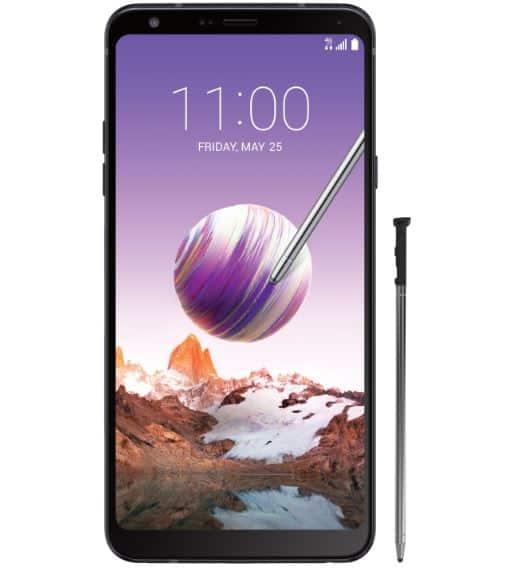 LG Q Stylo 4 Black Screen of Death
